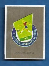 Costa Rica Badge 1990 (G)